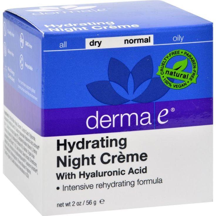 Hyaluronic Acid Night Creme ( 1 - 2 OZ)