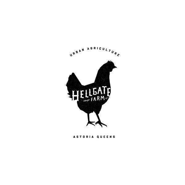 Hellgate Farms by Matt Delbridge, via Behance