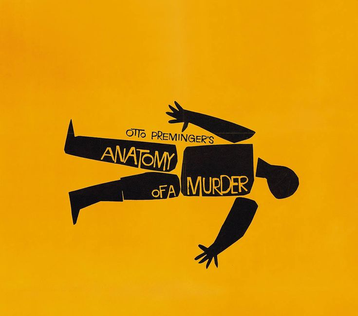 Read special article: Saul Bass, Anatomy of a Poster http://illusion.scene360.com/design/49712/saul-bass-anatomy-of-a-poster/  #design #poster #saulbass