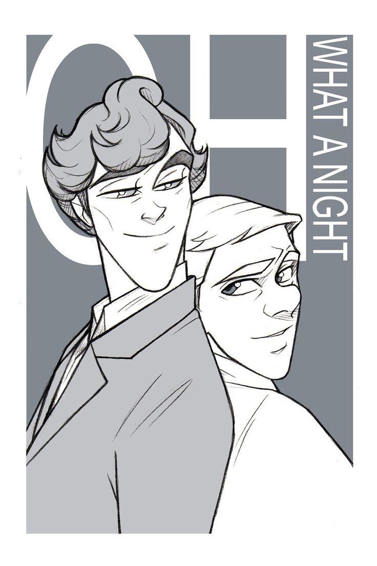 Oh, What a Night – Anotherwellkeptsecret | Sherlock fanart ...