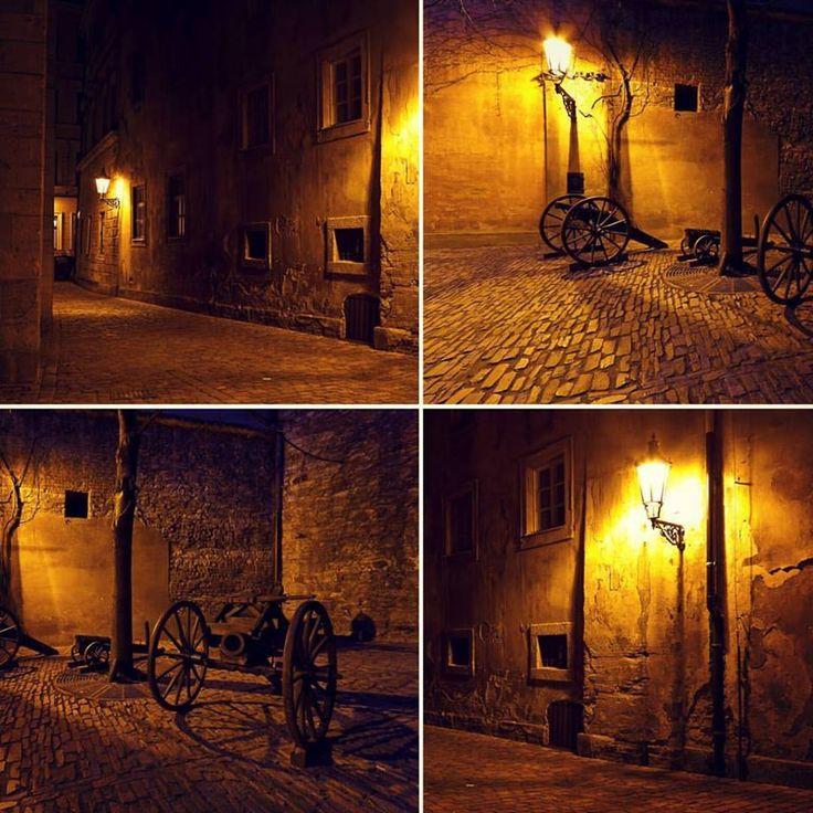 Zlata ulicka i ulica Zlata, Praha, Czechia
