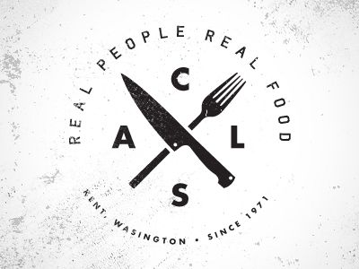 Real people, real food