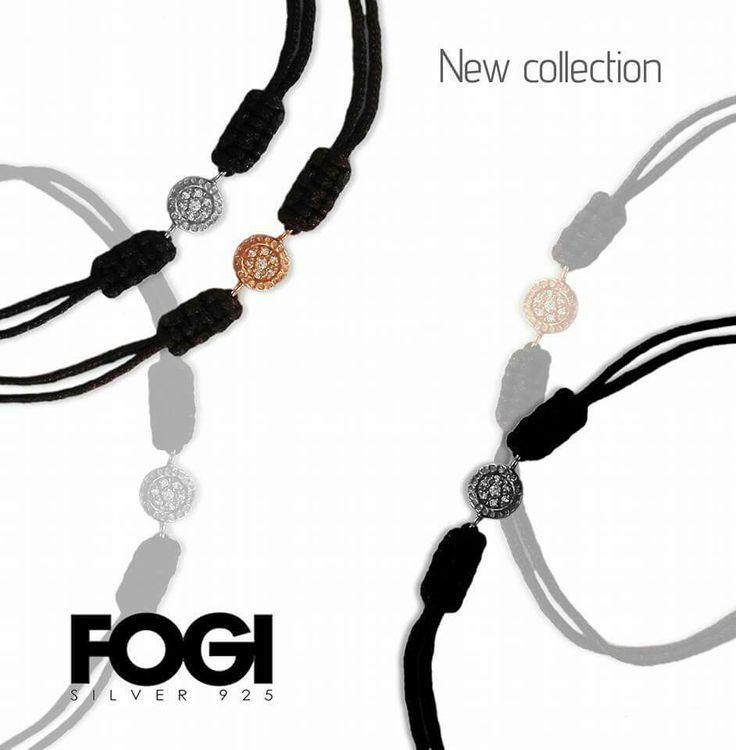 New collection...FOGI silver 925. Bracciali in argento e zirconi. www.fogigioielli.it  #madeinitaly #jewelry #argento #fashion #fogigioielli #silver #dectail #bracelet #bracciale #look