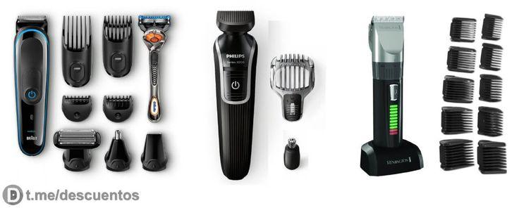 Set multifunción recortador de barba y cortapelos desde 15 - http://ift.tt/2tHPzbs