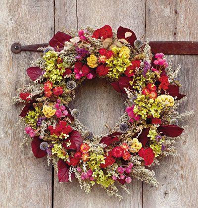 Basics for Beautiful Dried Flowers