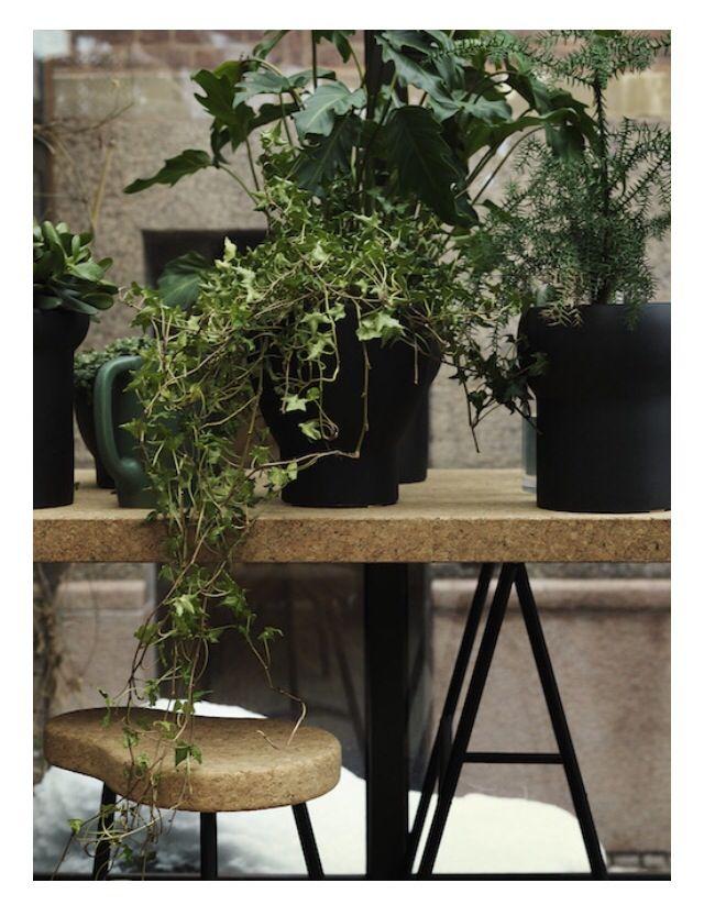 Ikea kurk tafel/krukjes