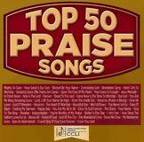 Top 50 Praise Songs [CD]