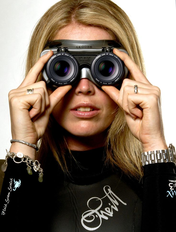 Stereo Goggles