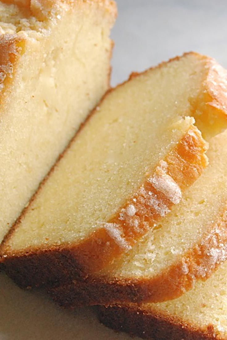 17 Best Ideas About Vanilla Pound Cake Recipe On Pinterest