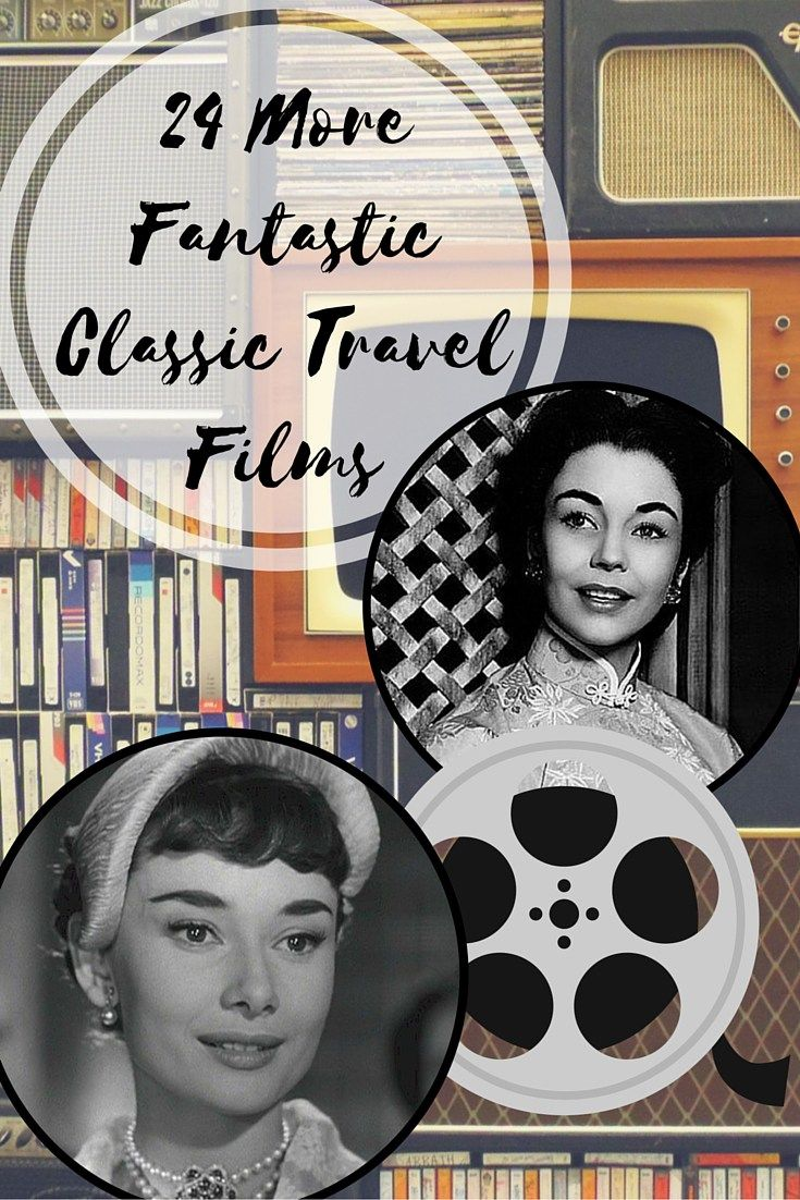 Classic Travel Films for Travelers to Inspire Wanderlust by Hepcat Hannah…