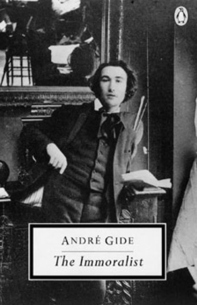 The Immoralist. Andre Gide