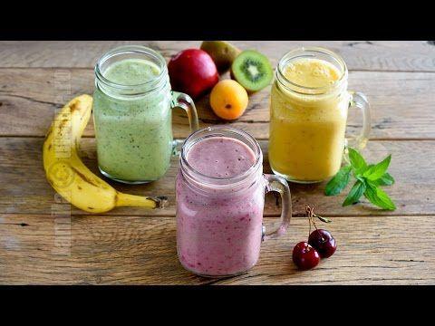 Smoothie de fructe | Fruit smoothie (CC Eng Sub) | JamilaCuisine - YouTube