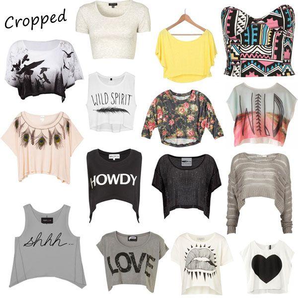 """Beleza com Glitter: Moda Verão 2013 """"Cropped Top"""" ou """"Crop Top"""""""
