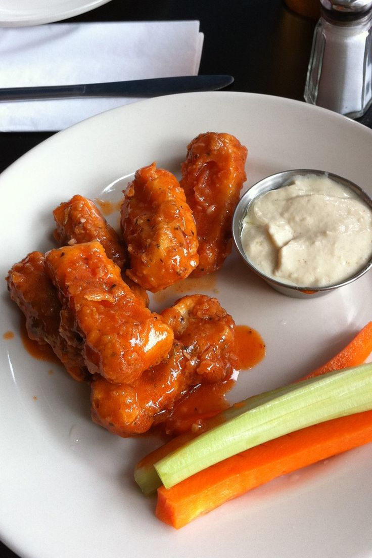 Copycat Chili's Boneless Buffalo Wings