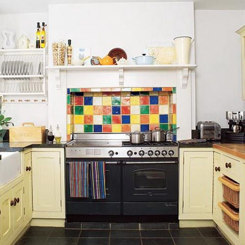 Wall tiles are the most popular backsplash ideas, perfect for small and large wall areas. Description from lushome.com. I searched for this on bing.com/images