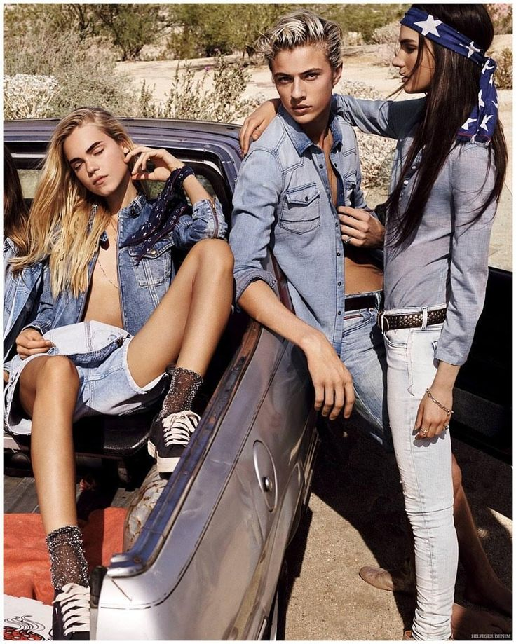 """35 Me gusta, 4 comentarios - Male Models (@malemodelsacc) en Instagram: """"Lucky Blue Smith for Tommy Hilfiger 