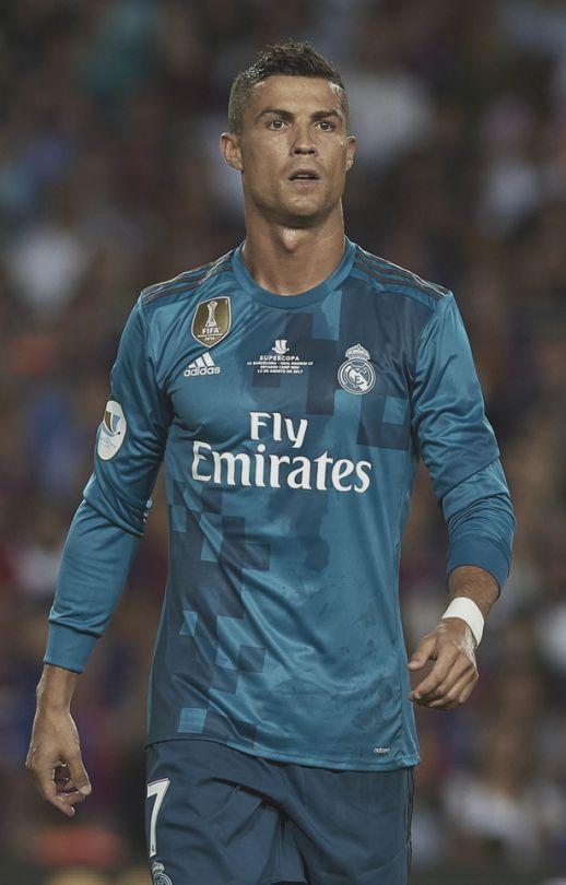 U R Not Cristiano Ronaldo