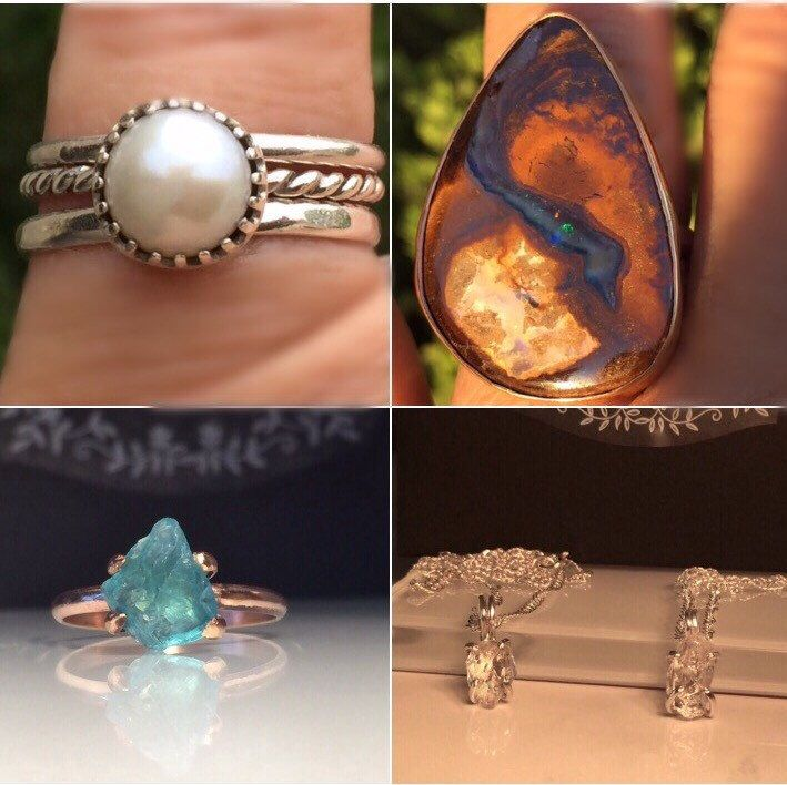 Simply Beautiful Unique Artisan Jewelry with Free US Shipping and Great Low Prices Makes❤️❤️ Shopping Small Smarter than Ever❤️ at Jewelriart.