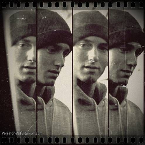I can see youre sad, even when you laugh , even you smile i can see it in your eyes , deep inside you wanna cry - Eminem Mockingbird
