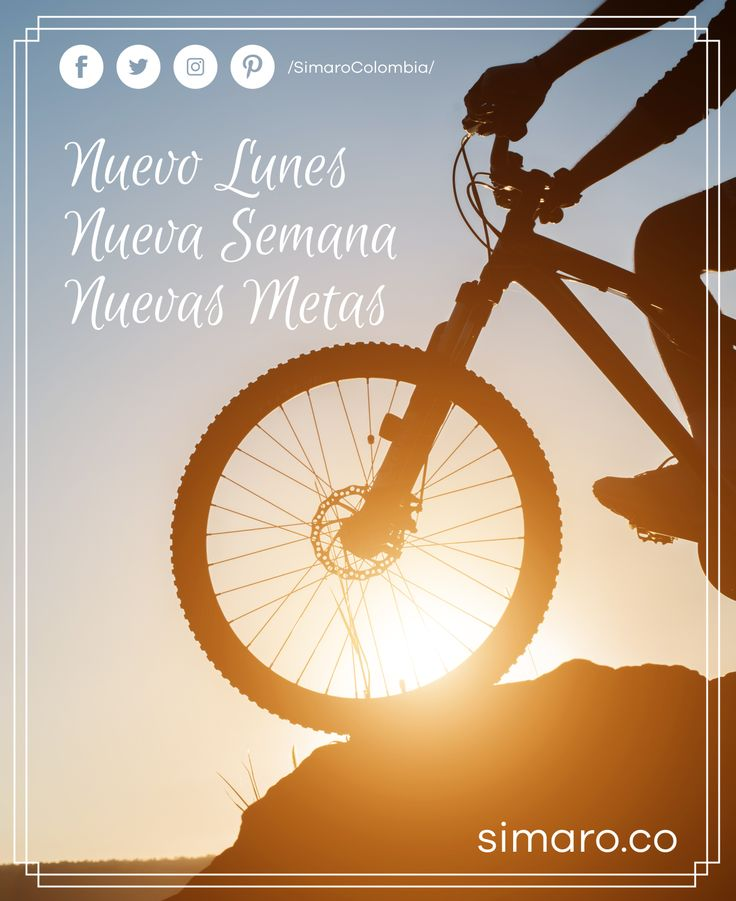 Excelente inicio de semana  http://simaro.co/ @SimaroColombia #SimaroColombia #FelizLunes #HappyWeek #FelizSemana #SimaroCo  #LoEncontramosPorTi #SimaroBr  #SimaroMx  #TiendaOnline #ECommerce #Diversion #Novedades #Compras #Regalos #Descuentos