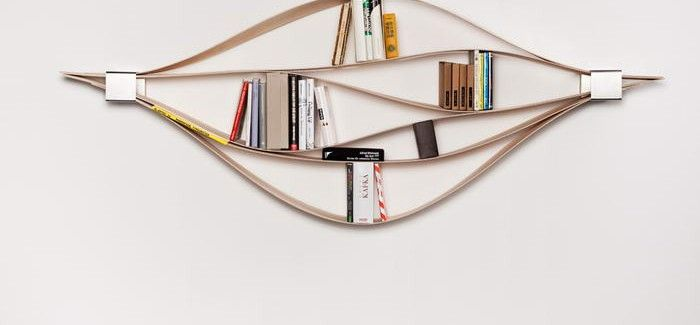 10 Most Creative Bookshelf Designs