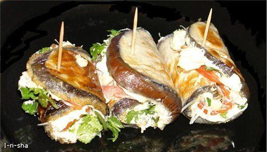 Закуска из баклажан «ОСТРЫЕ ЯЗЫЧКИ»   Наша кухня - рецепты на любой вкус!