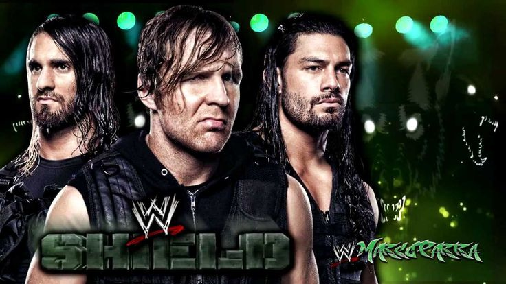 ►WWE Single: Special Op - (The Shield) Theme Song by Jim Johnston ᴴᴰ