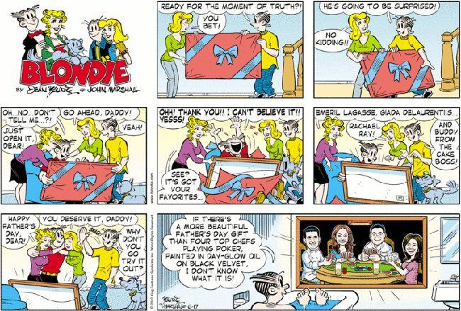 Blondie und Dagwood Erwachsene