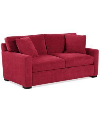 Radley Fabric Full Sleeper Sofa Bed: Custom Colors