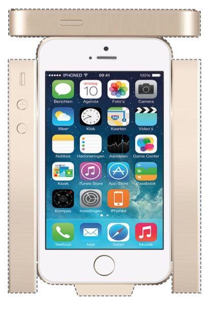 Een iPhone surprise voor Sinterklaas maken? iPhoned helpt!