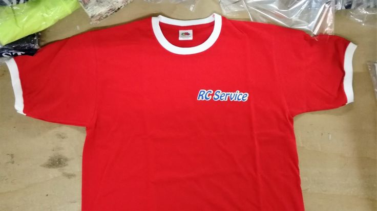 TEXGROUPITALIA for RC SERVICE T-shirt personalized man