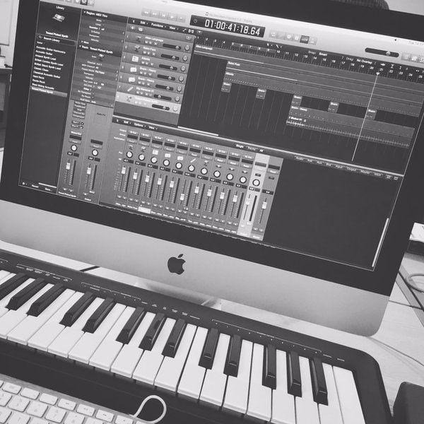 XEBB @OriginalXEBB Working on my first ever demo! Will be up on my SoundCloud in the next two weeks! #working #music #edm #demo