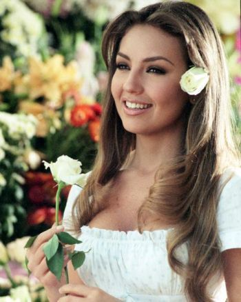 Thalia, cantante mexicana