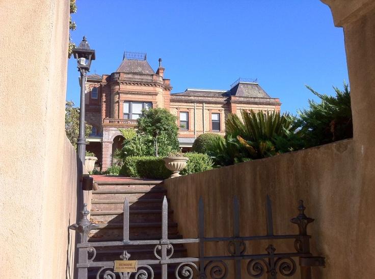 Huge old properties in North Adelaide
