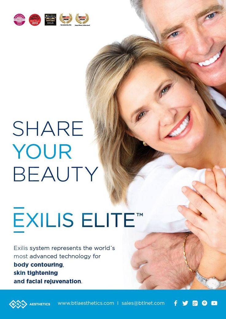 exilis elite machine