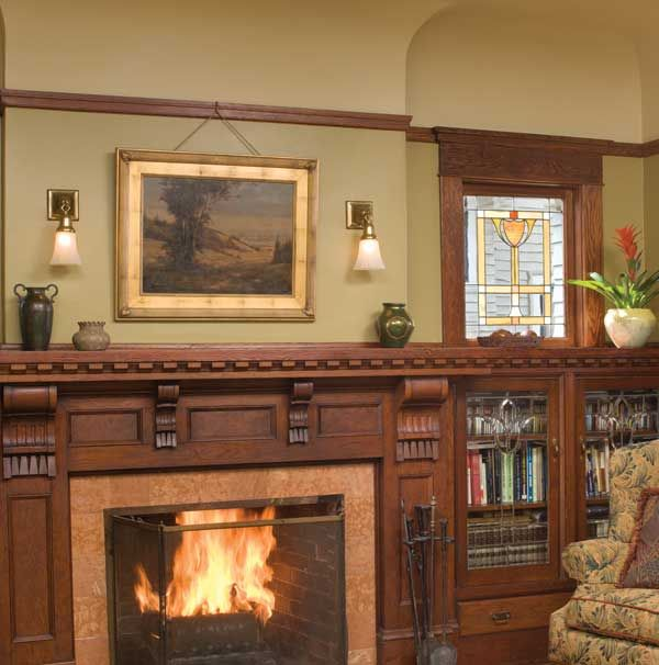 The 25 best diy picture rail ideas on pinterest for Craftsman picture rail