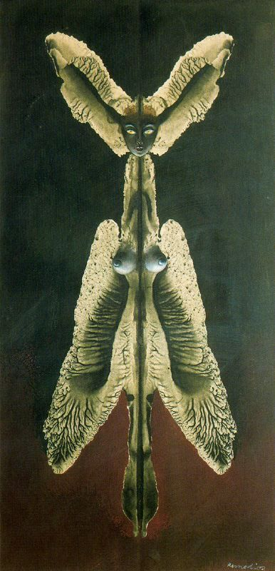 Remedios Varo davidcharlesfoxexpressionism.com #remediosvaro #surrealism #surrealistart