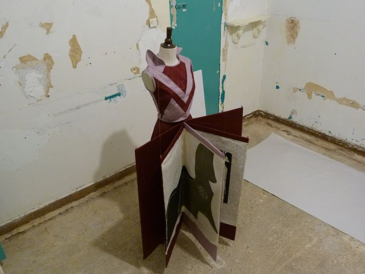 Book Skirt Installation