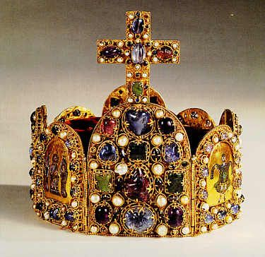 The imperial German crown. I have no other information. If anyone does, can you please let me know? Thank you!