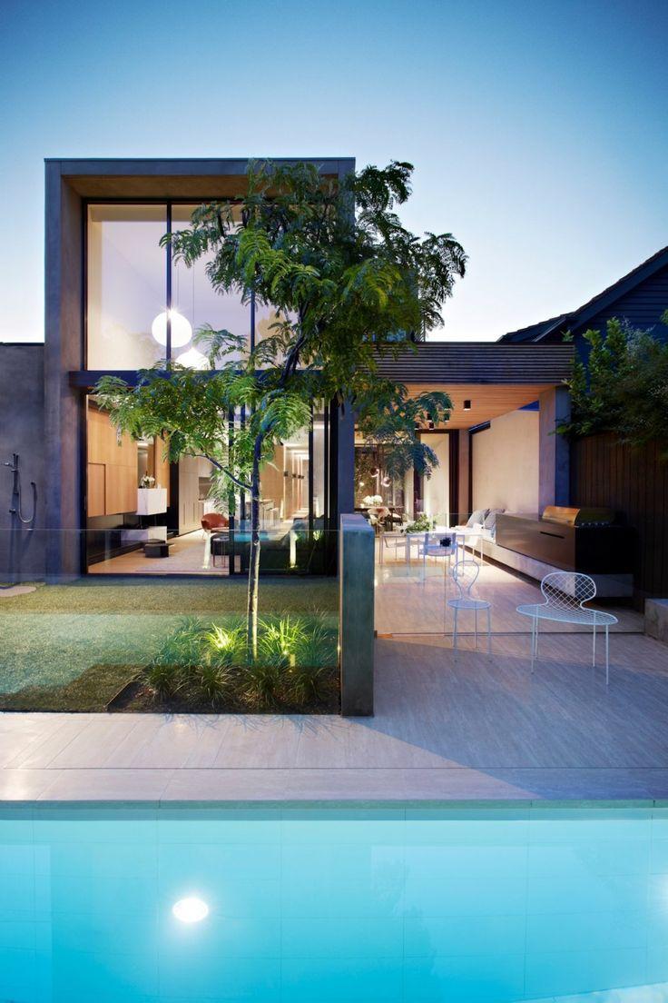 Oban House by AGUSHI/  Melbourne, Australia.
