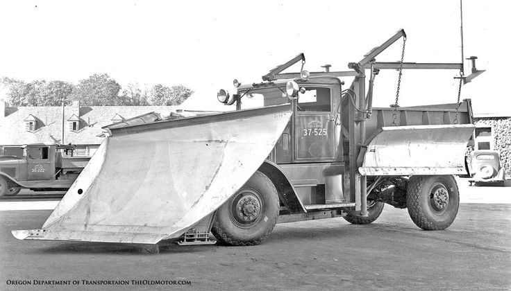 Snow Removal History And Forty Years Of Truck Development   The ...