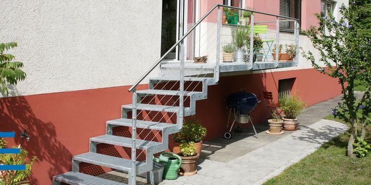 Faltwerktreppe 11 - GYGER Metall- und Treppenbau
