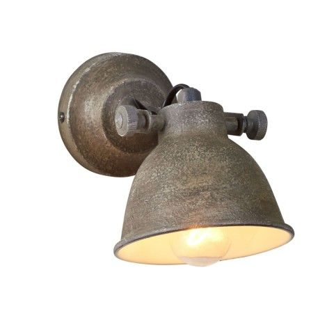 1000 images about vintage lampen on pinterest shabby industrial and vintage - Wandlampe vintage ...