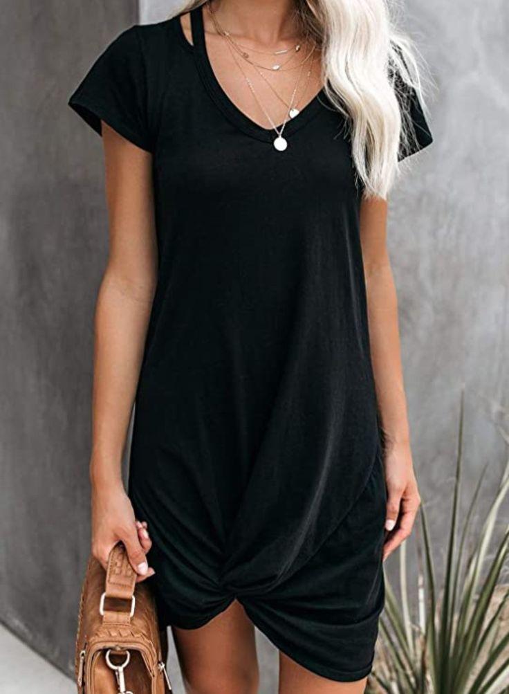 love love love this shirt dress schwarzes kleid hemd t shirt