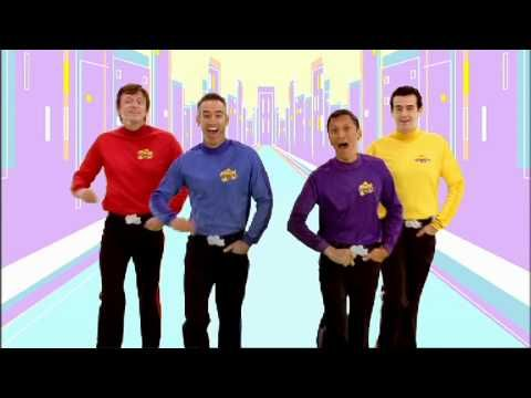 The Wiggles ~ You make me feel like dancing, one of my favorites