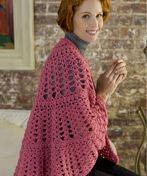 Be a Friend Shawl---wouldn't it be nice to do this for an elderly person in a nursing home?  Let's see what we can do.