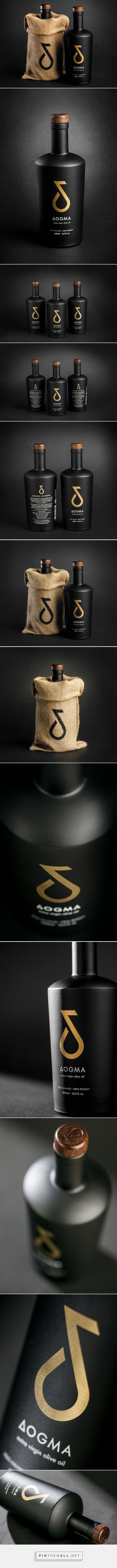 ΔOGMA Extra Virgin Olive Oil by Ioannis Fetanis for Dogma Gourmet