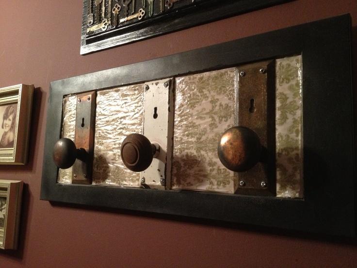 56 Best Images About Vintage Door Knob Ideas On Pinterest