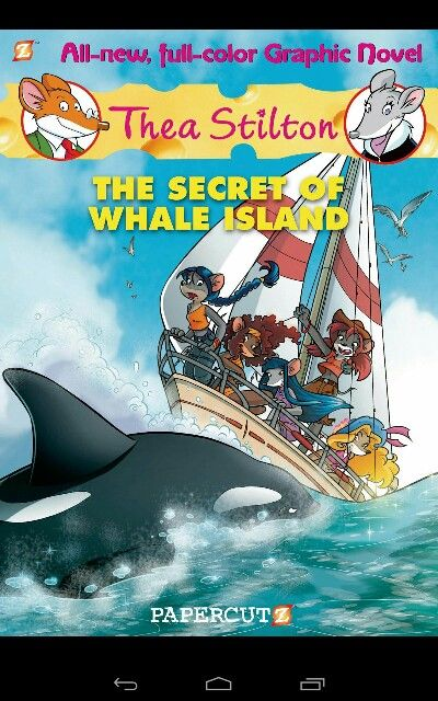 146 best books images on pinterest geronimo stilton book show and thea stilton graphic novel the secret of whale islandchinese edition fandeluxe