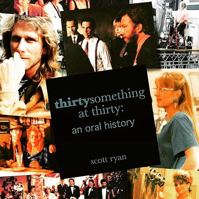New book coming out by @superted455. He interviewed all of us that had something to do with the show. What a thrill this is. #thirtysomething #thirtysomethingreuion #oldisnew #retrovintage #goodfriends #goodoldfriends #kenolin #melharris #patriciawettig #timothybusfield #melaniemayron #pollydraper #peterhorton #appointmenttv #appointmenttelevision #eightiestvshows #greateightiestvshows #skinnywhitepeoplefromhell  #Regram via @mayronsgoods